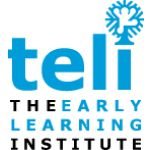Logo for  Early Learning Institute (TELI)